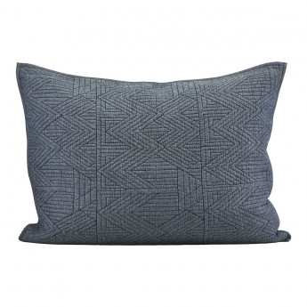 TRIA blue Cushion