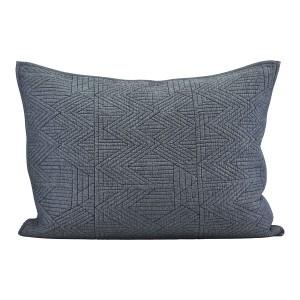 TRIA blue Cushion