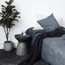 TRIA blue bedspread