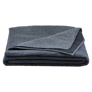 TRIA Bedspread - Blue