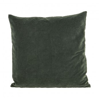 VELV dark green pillowcase