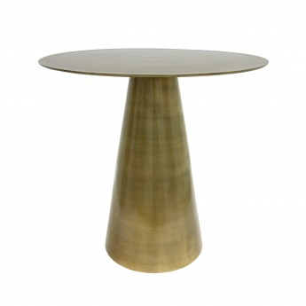 BRASS side table