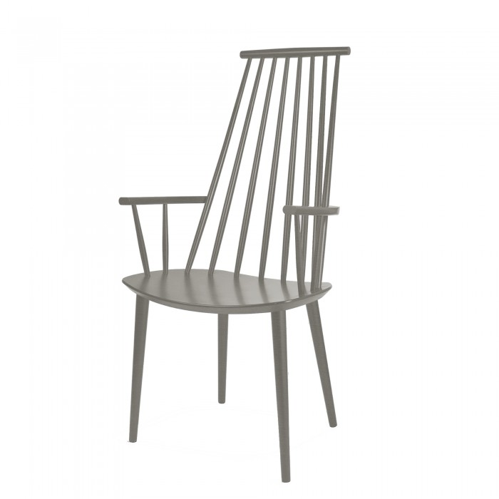 Fauteuil J 110 beige grey