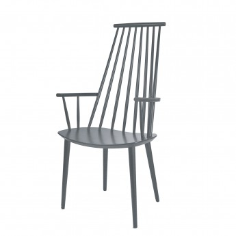 J 110 armchair stone grey