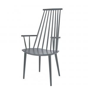 J 110 armchair stone grey
