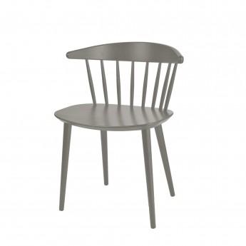 Chaise J104 beige gris