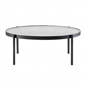 TAB ROUND round coffee table