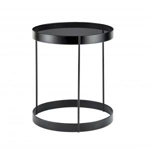 Table basse DRUM noir