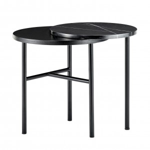 CLOSER coffee table black marble