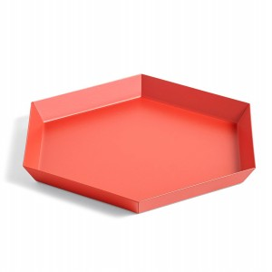 KALEIDO tray red - S