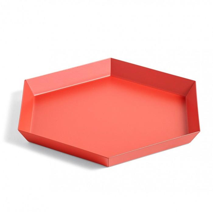 KALEIDO tray S Red