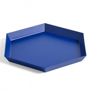 KALEIDO tray royal blue - S