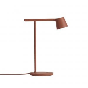 Lampe de table TIP brun cuivré
