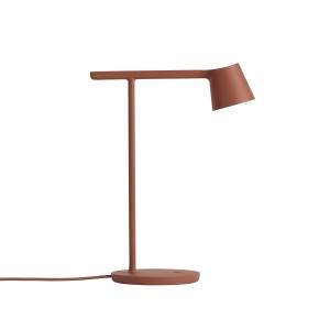TIP table lamp copper brown