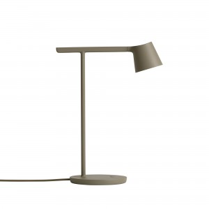Lampe de table TIP vert olive