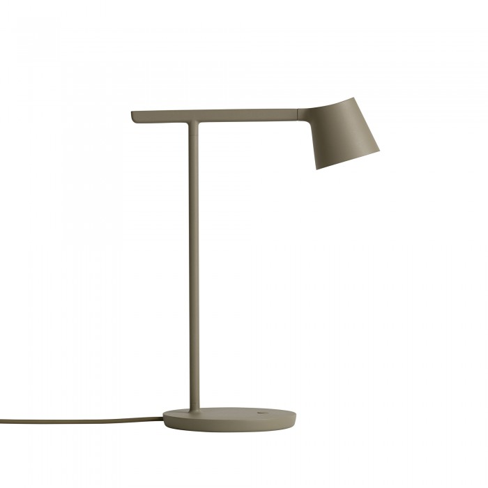 Leaf ajustable table lamp in aluminium muuto leaf table lamp aloadofball