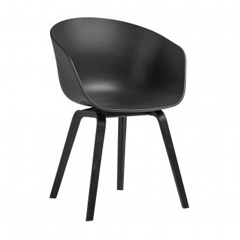 AAC 22 black chair