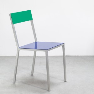 ALU chair blue-green
