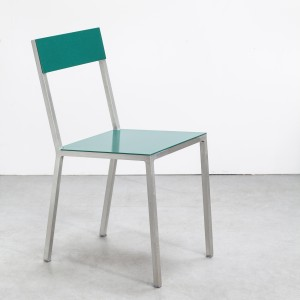ALU chair green-green