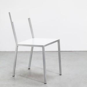 ALU chair white