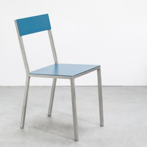 ALU chair blue