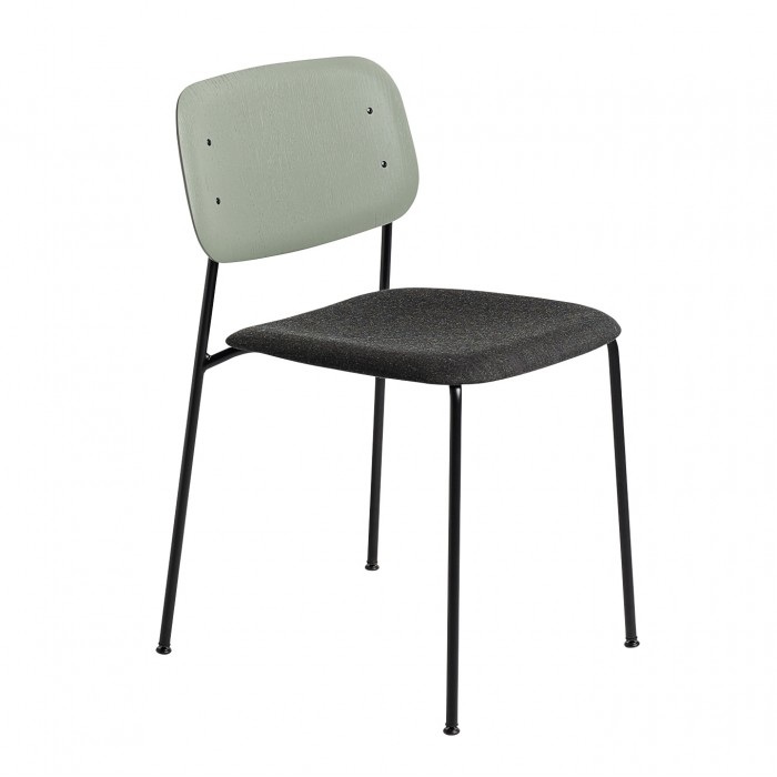 Chaise SOFT EDGE - base metal