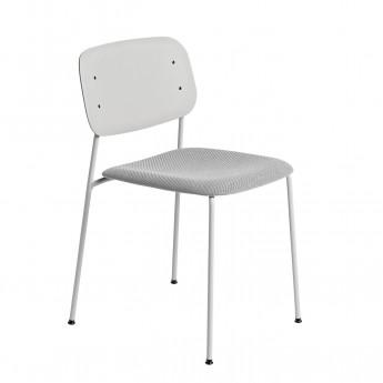 SOFT EDGE chair - steel base