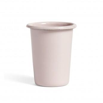 mug ENAMEL blanc
