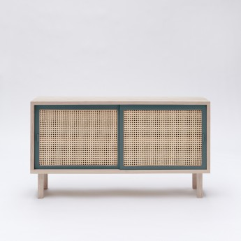STRAW sideboard