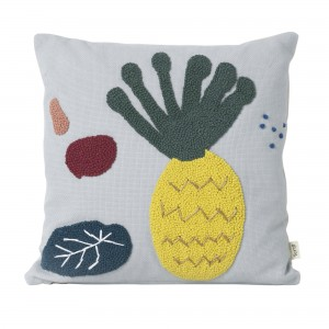 Coussin ANANAS tricot