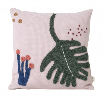 CURRY DOTS cushion