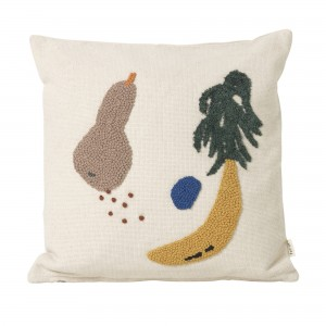 Coussin BANANE tricot