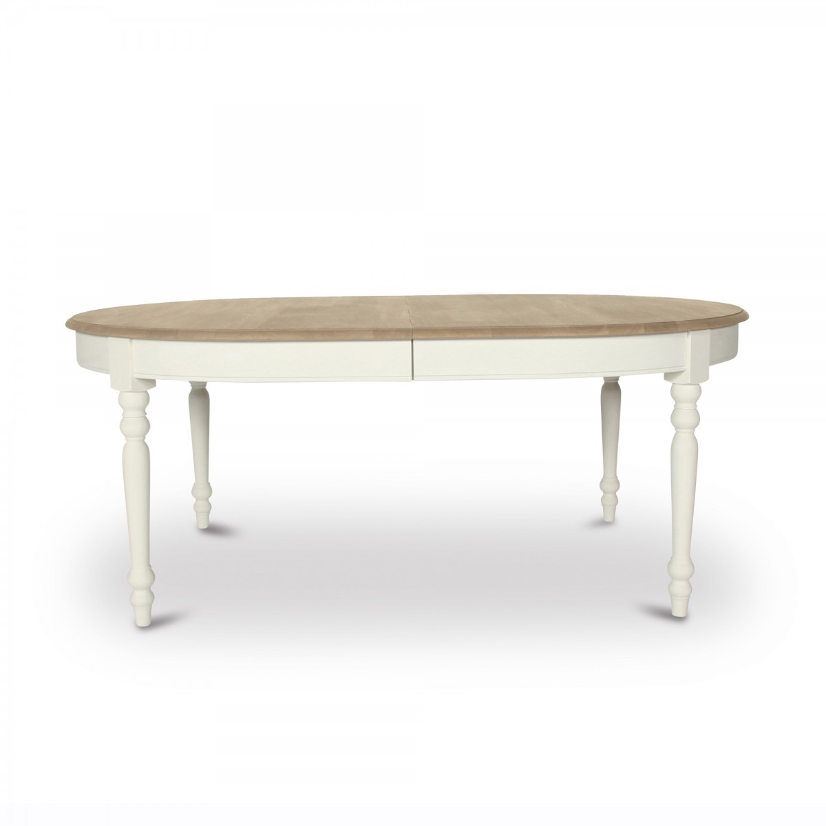 Table extensible VERSAILLES ovale par VINCENT SHEPPARD. 5ede46cd05eb