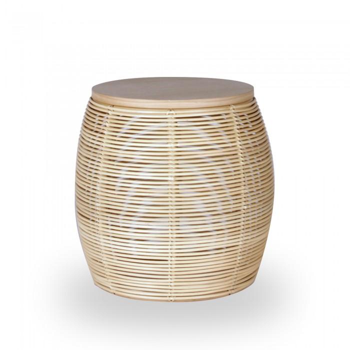 VIVI rattan coffee table Ø38 cm