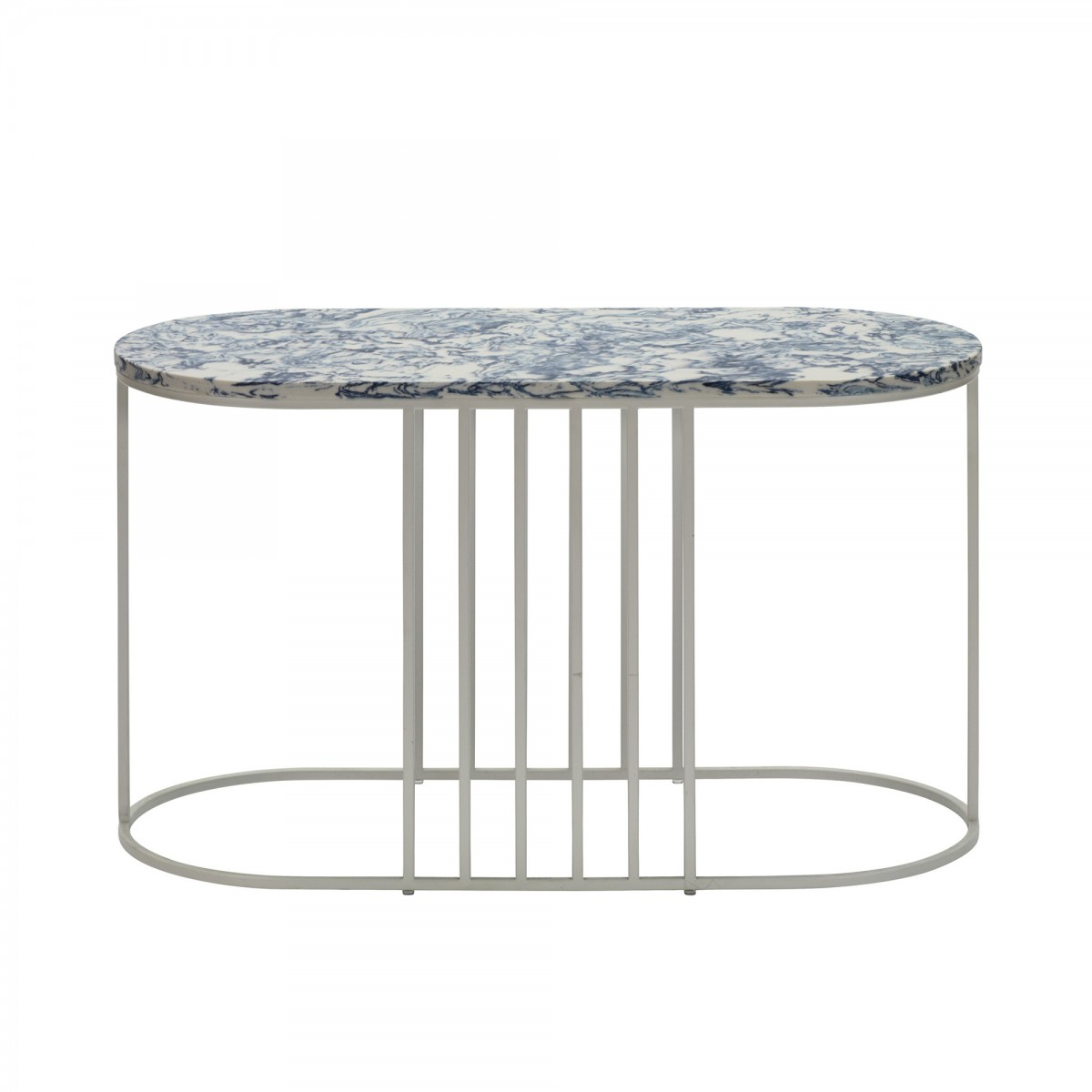 Posea Marble Effect Side Table Bolia At Colonel Shop