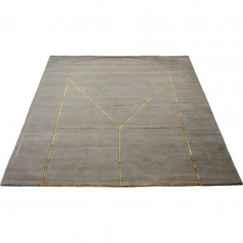 SIMBOLO rug grey