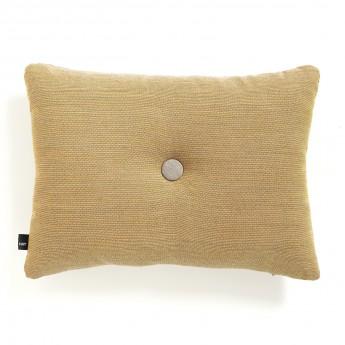 DOT cushion Warm yellow