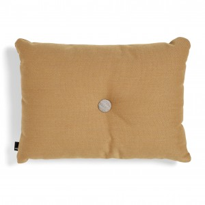DOT cushion caramel