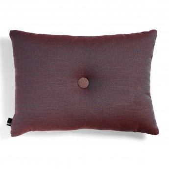 DOT cushion Burgundy