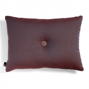 DOT cushion Cherry
