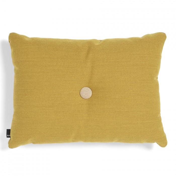 Coussin DOT golden yellow