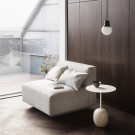 Sofa DEVELIUS 2 places 1/2