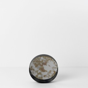 Plateau COUPLED rond vert S