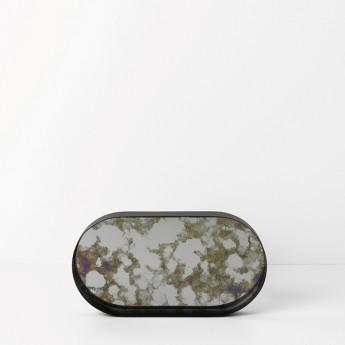 Plateau COUPLED ovale vert S