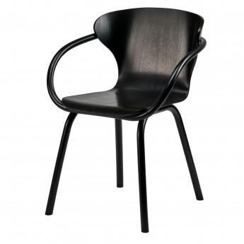 chaise BEND noire
