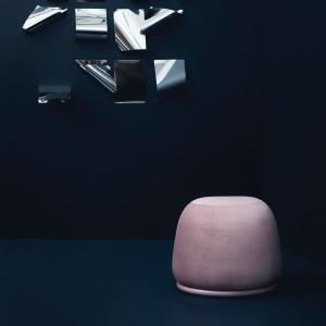 BONBON pouf S pink