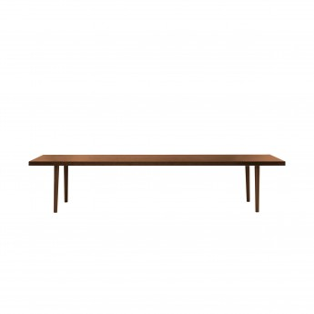 BERLIN bench S oiled oak