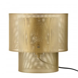 CYLA brass table lamp