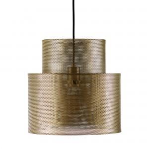 CYLA brass pendant