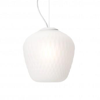 Lampe BLOWN blanc